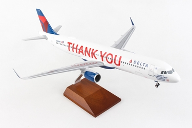 "Delta Airlines A321 ""Thank You"" (1:100)"