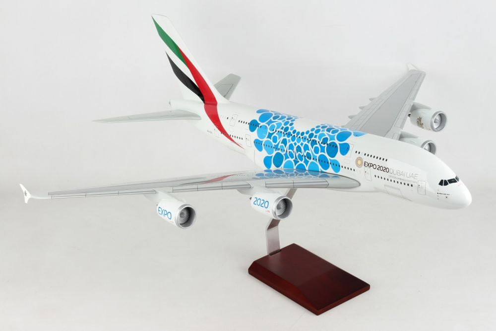 Emirates A380 Expo 2020 (1:100)