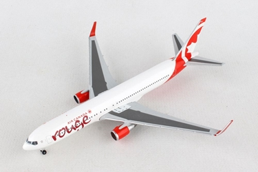 Air Canada Rouge 767-300 C-FMXC (1:500), Herpa 1:500 Scale Diecast Airliners Item Number HE524230-001