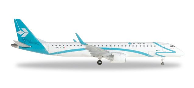 Air Dolomitti ERJ-195 I-ADJL (1:500), Herpa 1:500 Scale Diecast Airliners Item Number HE528757