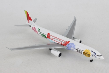 "TAP Portugal Airbus A330-300 ""Portugal Stopover"" - CS-TOW (1:500), Herpa 1:500 Scale Diecast Airliners Item Number HE530934"
