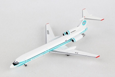Alrosa Mirny Air Enterprises Tupolev TU-154M - RA-85684 (1:500), Herpa 1:500 Scale Diecast Airliners Item Number HE530996
