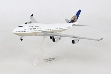 "United 747-400 ""Friendship 747 Farewell Flight"" N118UA (1:500), Herpa 1:500 Scale Diecast Airliners Item Number HE531306"