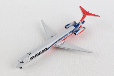 PAWA Dominicana McDonnell Douglas MD-83 HI989 (1:500) - , Herpa 1:500 Scale Diecast Airliners Item Number HE531603