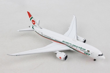Biman Bangladesh Airlines Boeing 787-8 Dreamliner (1:500), Herpa 1:500 Scale Diecast Airliners, Item Number HE532730