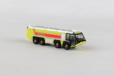 Airport Fire Engine  Lime green (1:200), Herpa 1:200 Scale Diecast Airliners, Item Number HE532921