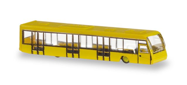 Airport Bus Set (1:400) Set Of 4, Herpa 1:400 Scale Diecast Airliners Item Number HE562591