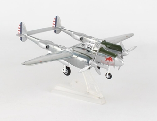 P-38 Flying Bulls N25Y (1:72), Herpa 1:72 Item Number HE580113