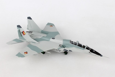 "NVA/LSK MiG-29UB East German Air Force Jagdfliegergeschwader 3 ""Wladimir Komarow"", Preschen AB 179 black (1:72) - Preorder item, order now, Herpa 1:72 Item Number HE580267"