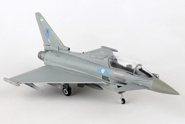Royal Air Force Eurofighter Typhoon T3 - No 6 Squadron, RAF Lossiemouth - ZJ809 (1:72), Herpa 1:72 Item Number HE580281