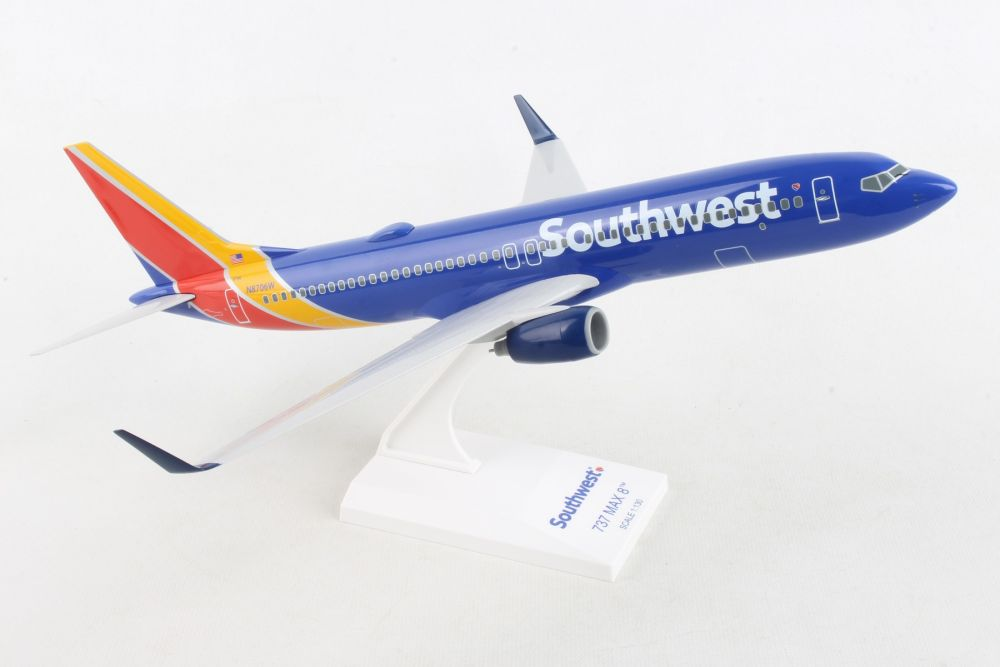 Southwest Airlines 737-800 (1:200)