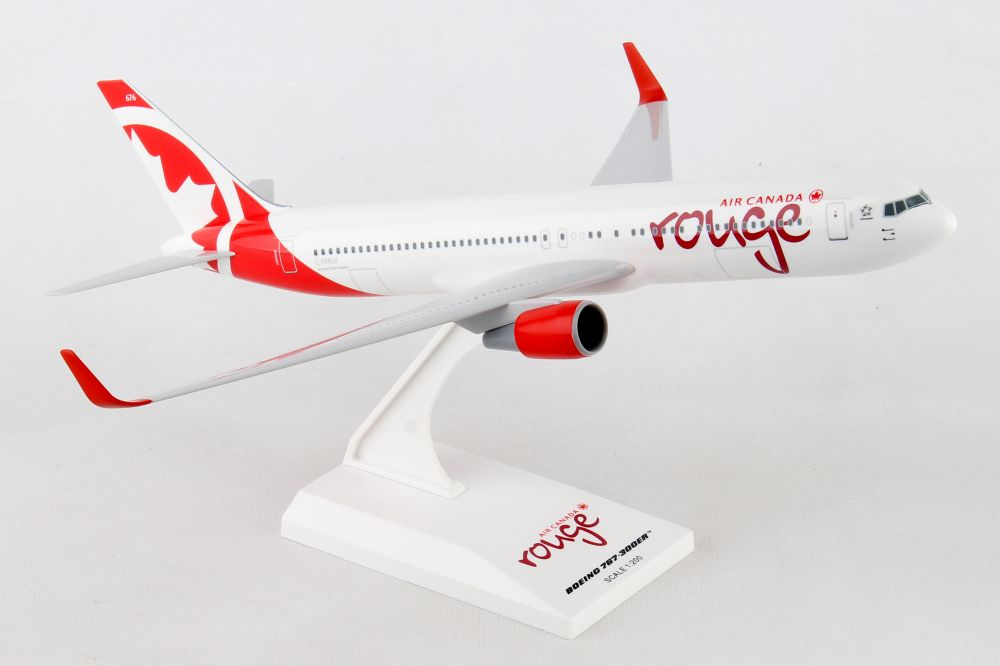 Air Canada Rouge 767-300 1:200 by SkyMarks Airliners Models item number: SKR898