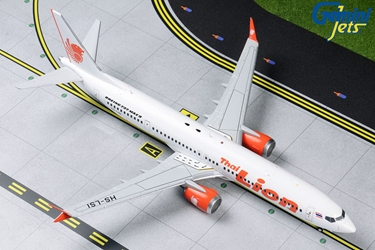 Thai Lion Air B737 MAX 9 HS-LSI (1:200) by GeminiJets 200 Diecast Airliners Item Number: G2TLM820
