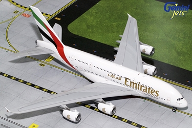 Emirates A380-800 A6-EOZ (1:200), GeminiJets 200 Diecast Airliners, Item Number G2UAE728