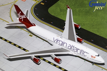 Virgin Atlantic B747-400 G-VBIG (1:200) by GeminiJets 200 Diecast Airliners Item Number: G2VIR766