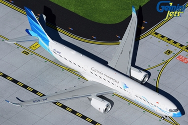 "Garuda Indonesia A330-900neo PK-GHG ""Ayo Pakai Masker"" ""Not Without My Mask"" (1:400)"