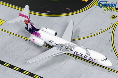 Hawaiian B717 N490HA (1:400)