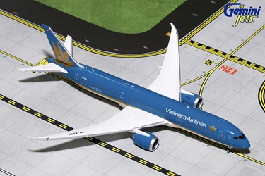 Vietnam Airlines B787-9 VN-A862 (1:400), GeminiJets 400 Diecast Airliners Item Number GJHVN1746