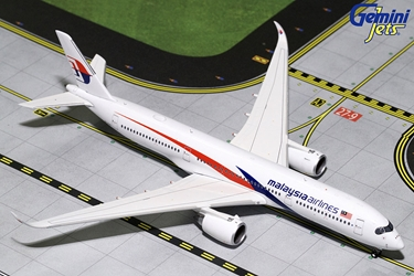 Malaysia Airlines A350-900 9M-MAB 1:400), GeminiJets 400 Diecast Airliners Item Number GJMAS1742