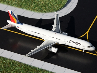 "Philippines A321 ""RP-C9901"" (1:400), GeminiJets 400 Diecast Airliners, Item Number GJPAL1343"