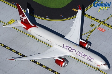 Virgin Atlantic B787-9 G-VZIG (1:400)