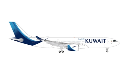"Kuwait Airways A330-800NEO 9K-APF ""Al Boom"" (1:500)"