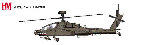 AH-64D Longbow, 8th Battalion, 229th Aviation Regiment, US Army (1:72) New Tooling!, Hobby Master Diecast Airplanes Item Number HH1201